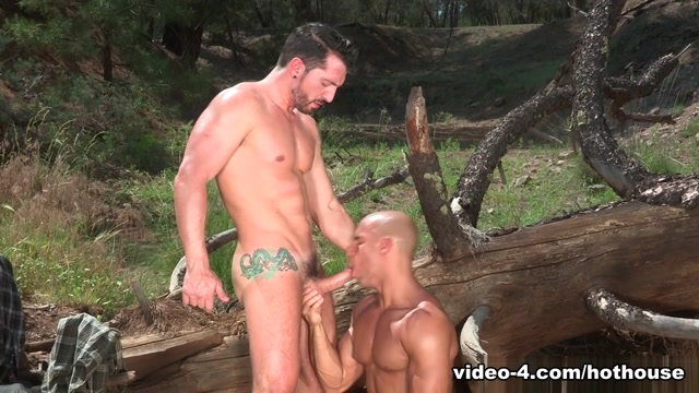 Jimmy Durano & Sean Zevran in Total Exposure 2, Scene #01 - HotHouse anime huge boobs porn