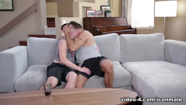 Nick Capra & Kyler Grey in Heat strokes! - IconMale Mercedes Lynn and two other lesbians