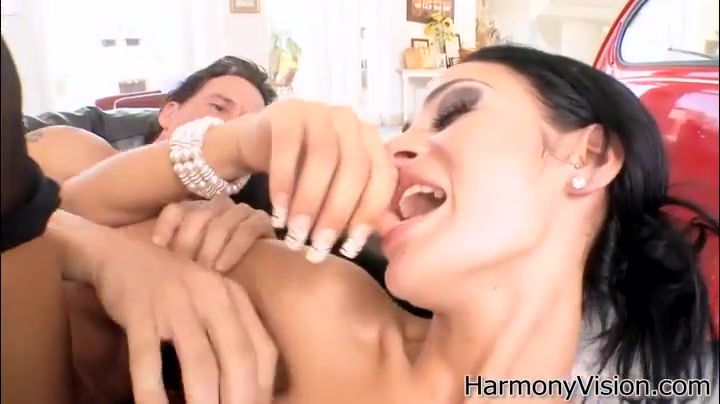 Fucking Slut. HarmonyVision: Angelina Valentine Horny blonde whore with cute small