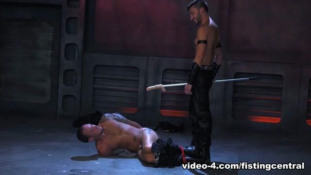 Cops In Cuffs featuring Kirk Cummings, Scott Demarco - FistingCentral best 3d interactive virtual sex