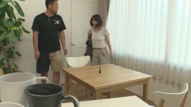 Exotic Japanese girl Yuuna Hoshisaki in Crazy Big Tits JAV movie