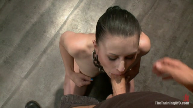 Training Katharine Cane - Day 4 - TheTrainingofO Hook up in your area