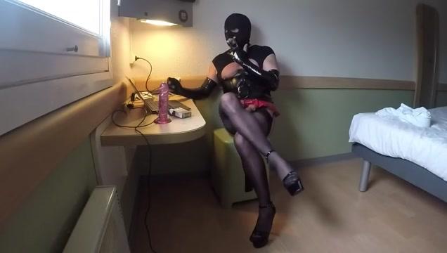 Hottest Japanese slut in Amazing Crossdressing JAV movie Black guy sucking big dick