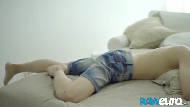 RAWEURO Euro Twinks Getting Wild In A Bareback Threesome male solo cumshot videos