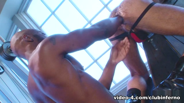 Race Cooper & Boyhous in Save My Hole - ClubInfernoDungeon girls getting rapped sas guys forced to lick pussies spanked fingered mouths fucked 3