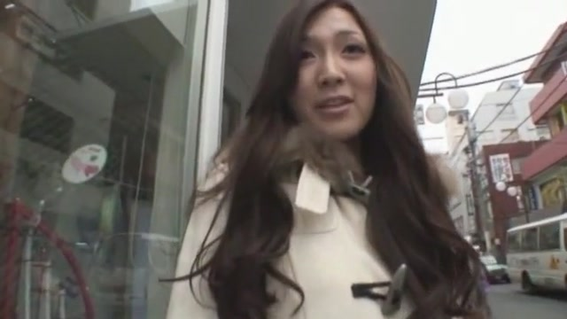 Fabulous Japanese model Haruka Sasaki in Crazy JAV movie gay couple on the oc