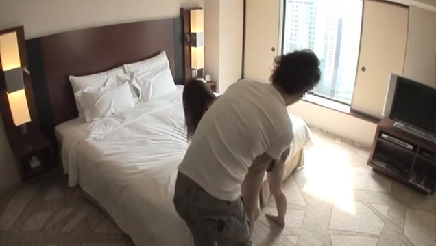 Crazy Japanese model Rin Kashiwagi in Horny POV, Dildos/Toys JAV clip Shy Nervous Reluctant Hotel