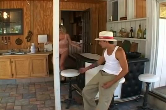 Big Titted Hottie Loves Cream In The Eye