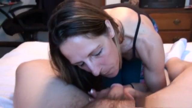 Exotic pornstar Marie Madison in amazing blowjob, mature adult movie