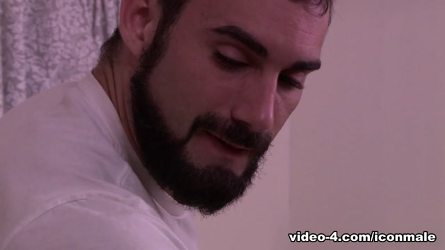 Jaxton Wheeler & Diego Diaz in Ease His Ache - IconMale series all about my mom