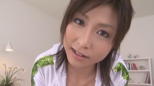 Horny Japanese chick Akari Asahina in Crazy JAV video Girls mature faster than boys