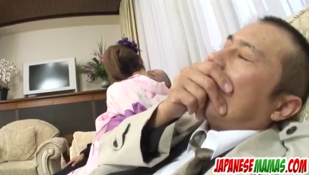 Dazzling scenes of rough sex with Rinka Kanzaki - More at Japanesemamas.com
