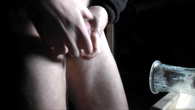 New play with bottles Mature and many cocks 2