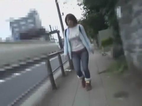 Fabulous Japanese girl in Best Voyeur JAV clip Slow Seduction