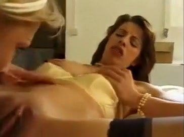 Fabulous amateur Fisting, Lesbian sex clip Nude sex girl play with her pussy