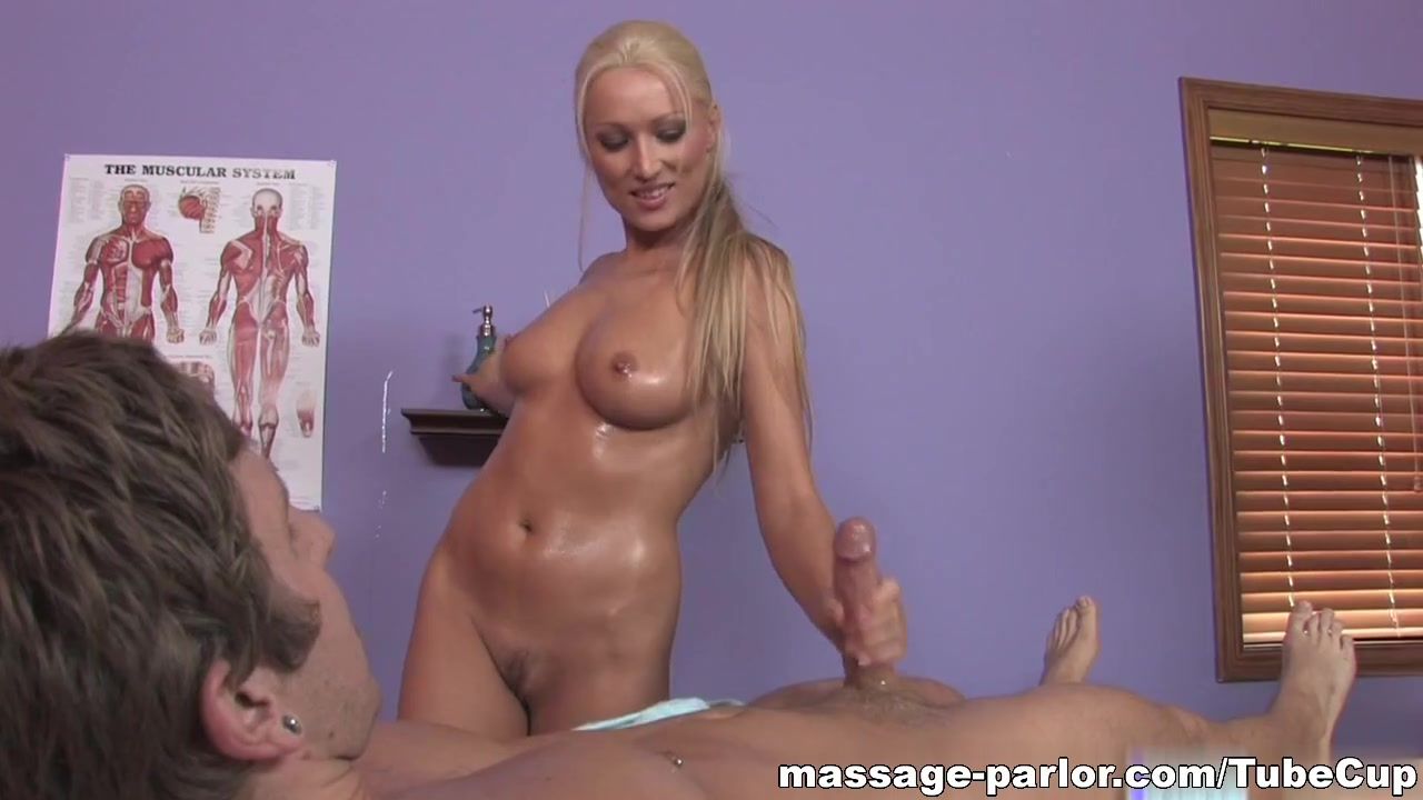 Massage-Parlor: Special Delivery