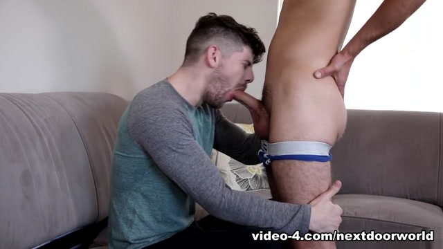 Michael Del Ray & Connor Halsted in Show Me Your Moves - NextDoorStudios Mom Panties Pic