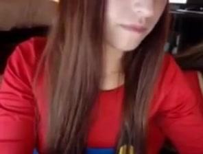 Lesbian mario girls having fun sexy cosplay outfits webcam Simon peach footjob video