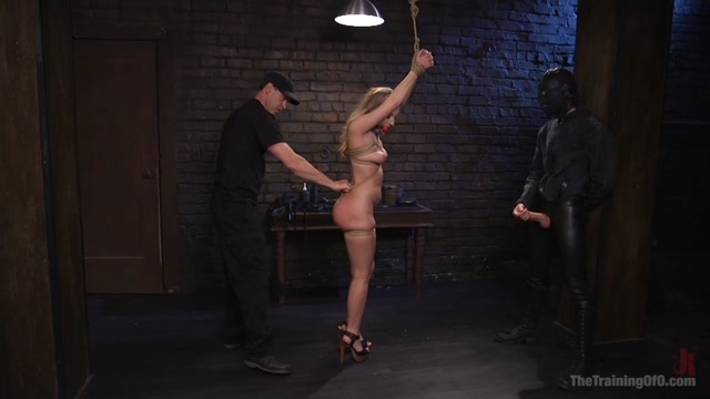 Training the Eager Newcomer to Suffer for Cock - TheTrainingofO free mature blowjob clips