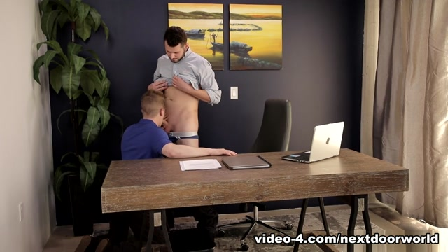 Mark Long & Chris Blades & Johnny Hill in All Under the Table - NextDoorStudios naked woman in sports