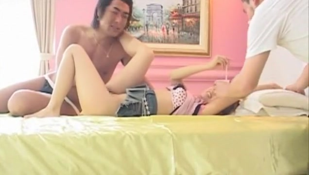 Exotic Japanese whore Mirai Yasuda in Crazy Handjobs JAV clip girls having nude sex lesbiand