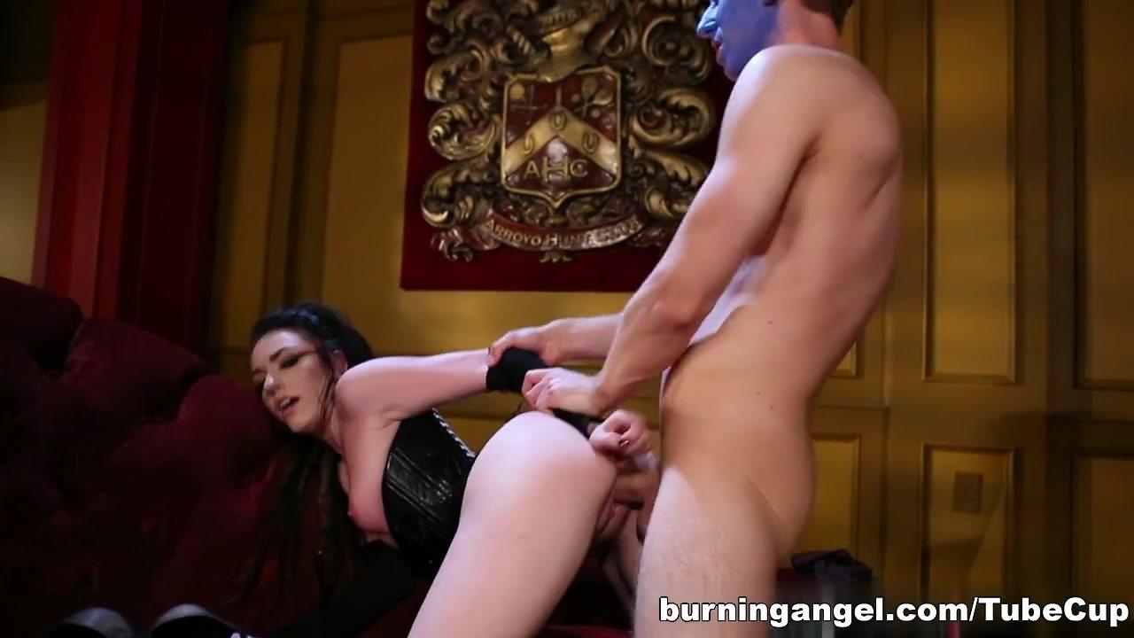 LARPing Club! BurningAngel Video
