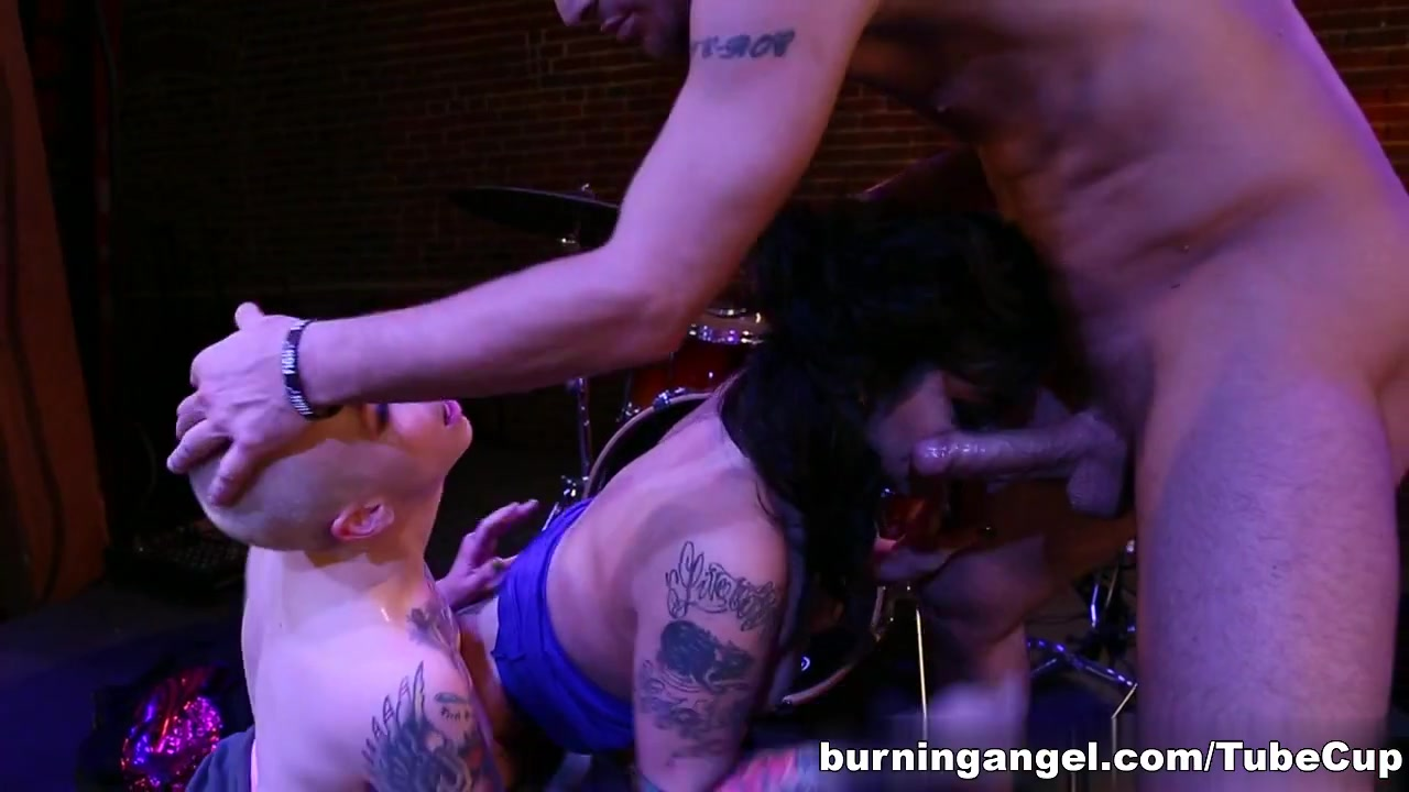 Band Tryouts! BurningAngel Video
