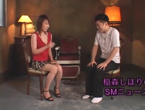 Incredible Japanese slut Shiori Inamori in Amazing JAV video mature slags in fishnets