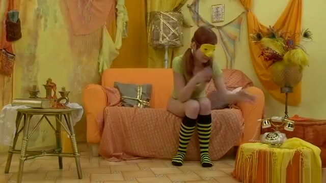 Amazing pornstar in hottest european, redhead xxx scene lesbian muff to muff
