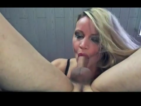 Blowjob from below Kali West Vids