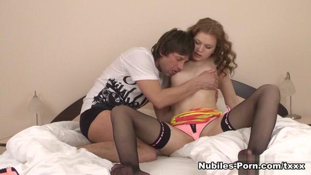 Ksenija in Hardcore - Nubiles-Porn Hung by huge tits