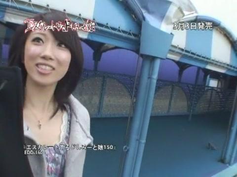 Amazing Japanese chick Ririka Hayama in Fabulous Public, Foot Fetish JAV movie big hard shemale dick
