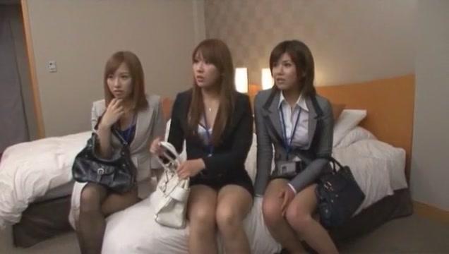 Horny Japanese model Pine Shizuku, Rinka, Sakura Ayane in Hottest Small Tits, Doggy Style JAV scene Skinny dude big dick