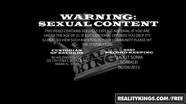 RealityKings - Street BlowJobs - Alec Knight Sage Evans - Banging Sage