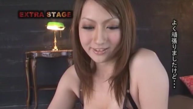 Crazy Japanese chick Reon Otowa in Incredible Big Tits, Cumshots JAV scene g string slut contest