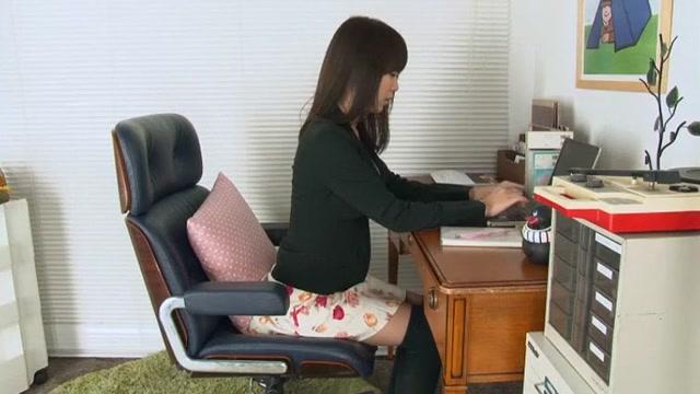Best Japanese slut Misora Hayama in Exotic Stockings, Lingerie JAV clip