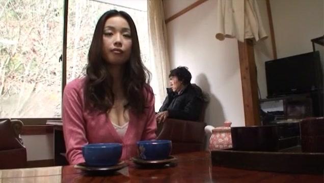 Horny Japanese chick Risa Kasumi in Exotic JAV movie Heavy Squirting Brunette Milf Part