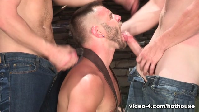Brian Bonds & Andrew Stark & Nick Sterling in Total Exposure 2, Scene #03 - HotHouse Big tits frum jewish women