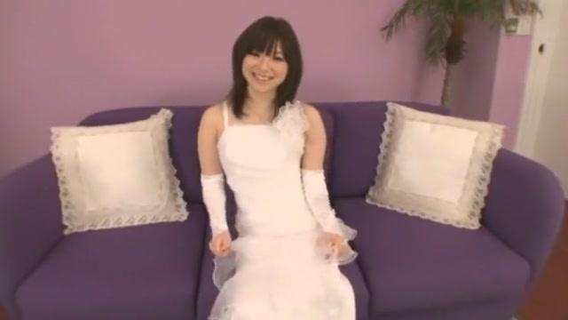 Best Japanese chick Ami Morikawa in Incredible Stockings JAV scene