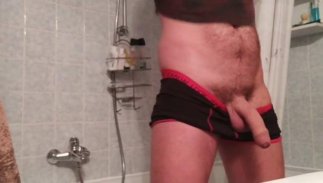 Masturbating in the bathroom 2 erotic real homemade sex