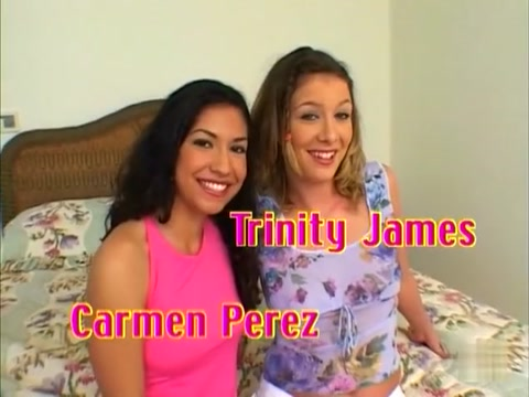 Incredible pornstars Trinity James and Carmen Perez in horny dp, anal porn video White men who like black women hookup site