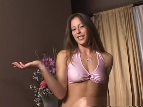 Horny pornstar Liza Harper in hottest facial, brunette adult clip