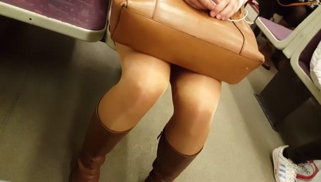 Shiny pantyhose 1 Lady gaga sexy crossed legs