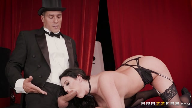 Angela White & Ramon in The Magicians Ass-istant - BrazzersNetwork Fuck me bitch porn