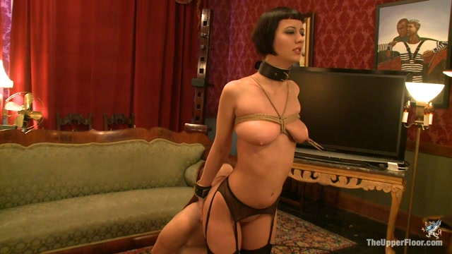 Cherry Torn & Bella Rossi in Rossis Tit Training - TheUpperFloor Do women want sex on here in Miskolc