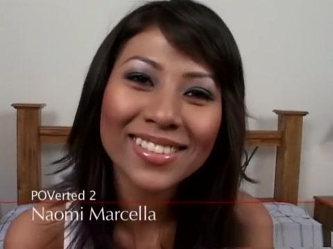Exotic pornstar Nyomi Marcela in crazy interracial, facial xxx scene japanese girl like penis