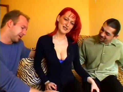 Amazing pornstar in crazy threesome, straight xxx clip Homemade bj movies