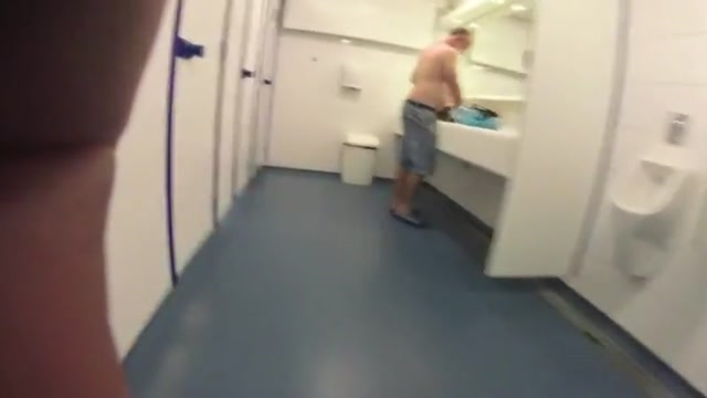 Public men toilet shower Katara toph lesbian porn