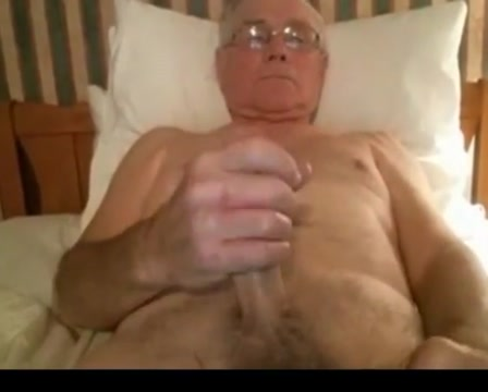 Grandpa cum on webcam 9 red bumps on vagina area