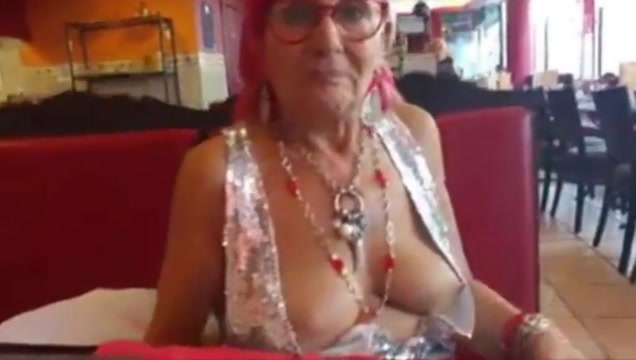 Old woman showing off her big chest Free Online Dating In West Bengal